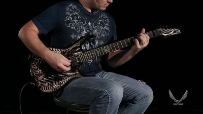 Dean Guitars Rusty Cooley Xenocide