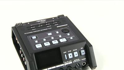 Edirol R-44 4-Spur Feldrecorder