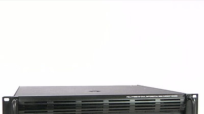 the t.amp TA1400 MK-X  Endstufe