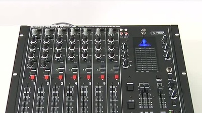Behringer DX 2000 USB Clubmixer