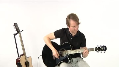 Yamaha CPX500 Westerngitarre