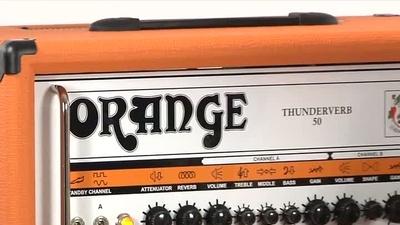 Orange Thunderverb