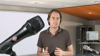 Neumann KMS 105 BK Kondensator Solisten-Mikrofon
