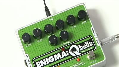 Electro Harmonix Enigma Q Balls Effekt Pedal
