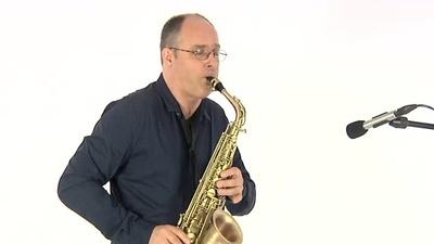Thomann Handmade Altsaxophon MK IV