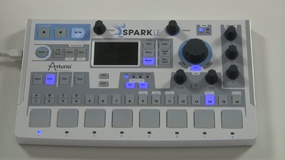 Arturia Spark LE Drum Workstation