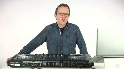 Pioneer DDJ SR - DJ Controller