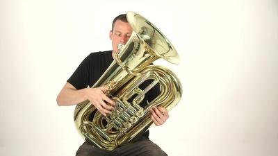 Thomann Bb-Tuba Student