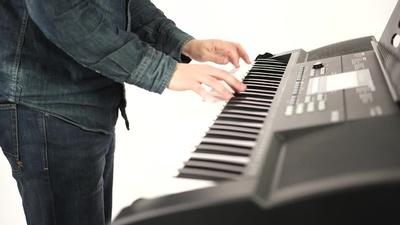 Startone MK-300 Keyboard sound only