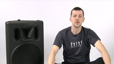 the box PA502 Fullrangesystem
