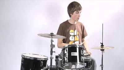 Millenium MX120 Einsteiger Schlagzeugset