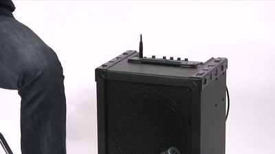 Harley Benton CB-110X Basscombo